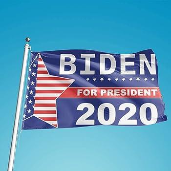 2020 Joe Biden Flag elect president 3/'x5/' with 2 Brass Grommets Blue Big Sale LO