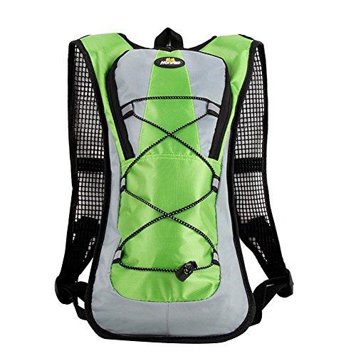 JUNGEN Fahrradrucksack Tagesrucksack Backpack Unisex Reiserucksack für Outdoor Camping Reiten Wandern