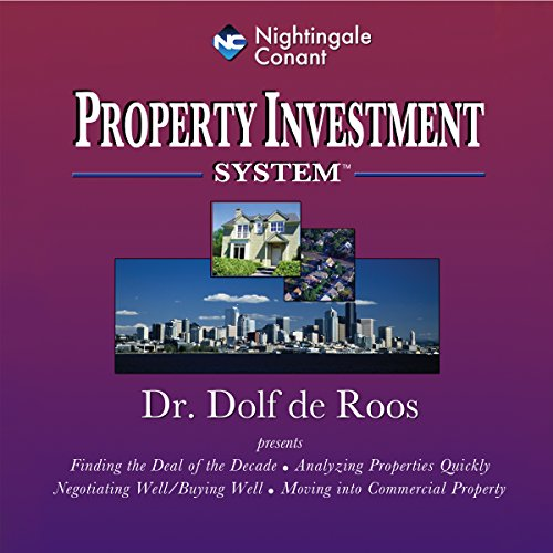 Property Investor System audiobook cover art