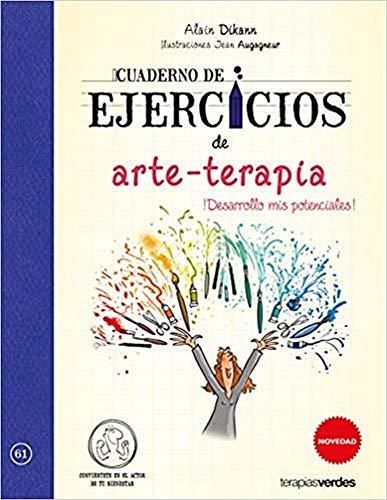 cuaderno de ejercicios de arte-terapia (Terapias Cuadernos ejercicios)