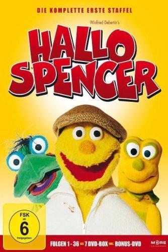 Hallo Spencer - Staffel 1 [7 DVDs]
