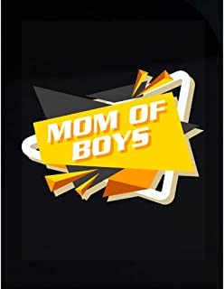 11b7e8938ab Funny Mother s Day - Mom of Boys - Parent of Sons - Matriarch Humor -  Transparent