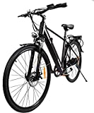E-ROCK Bicicleta eléctrica Futura X8 Pedelec, Bicicleta eléctrica con batería integrada