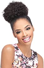Outre Synthetic Drawstring Ponytail Timeless Afro Small (1B)