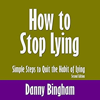 How to Stop Lying, Second Edition audiobook cover art