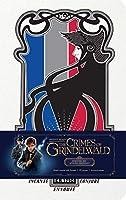 Fantastic Beasts: The Crimes of Grindelwald: Ministère des Affaires Magiques Hardcover Ruled Journal (Harry Potter)