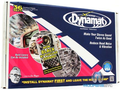 Dynamat Extreme Xtreme Bulk Pack Heat & Sound Deadening