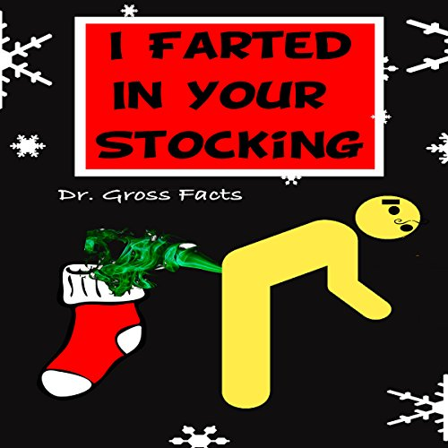 I Farted in Your Stocking audiobook cover art