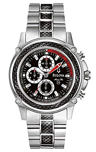 Bulova Men's 96A002 Marine Star Chronograph Watch