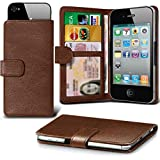 i-Tronixs (Brown 5.5 inch) case for BLU Vivo XL 2 case