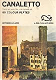 Canaletto (Dolphin Art Books)