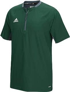adidas 1 4 zip short sleeve