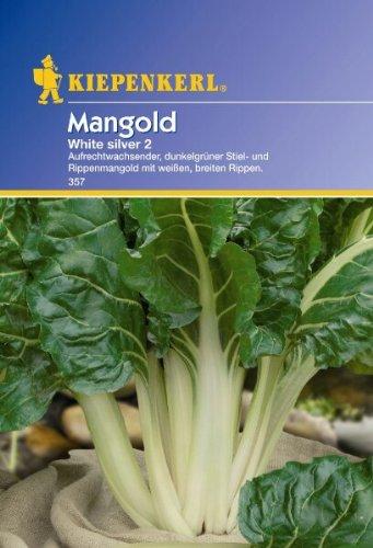 Mangold White silver2 Glatter Silber