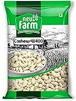 Neu.Farm - Value - Cashew/Kaju - Whole W400 - Cashew Nuts (Small Size) - 1kg