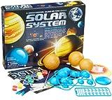 4M 665520 - Set per Realizzare modellino Luminoso del Sistema Solare...