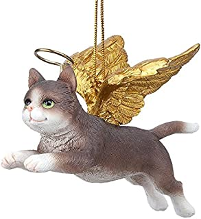 Best grey and white cat ornament Reviews