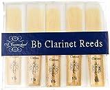 Carmichael Lot de 10 anches pour clarinette force 1,5