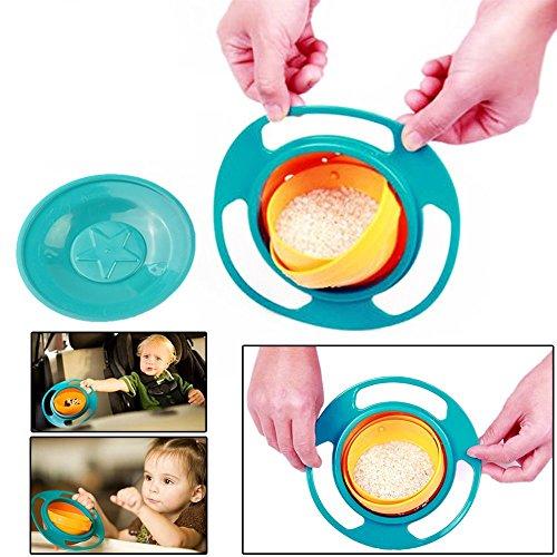 Universal Gyro Bowl, Non Spill Bowl