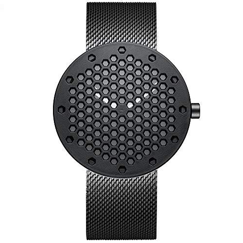 Voigoo Uhren Männer Top-Marke Kuh-Quarz-Uhren Sport Herrenuhr wasserdichte Relogio Heren Hodinky Armbanduhr