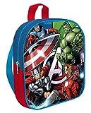 Kids Avengers Mochila Guardería, Multicolor