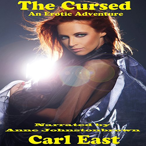The Cursed audiobook cover art