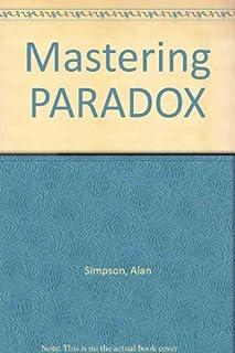 Mastering Paradox 4 for DOS