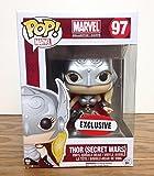 Funko - Figurine Marvel - Thor Secrect Wars Exclu Pop 10cm - 0634746365712