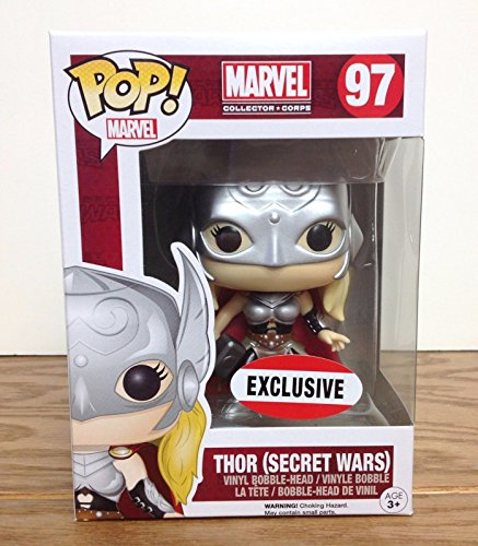Funko POP!: Marvel: Thor Exclusivo
