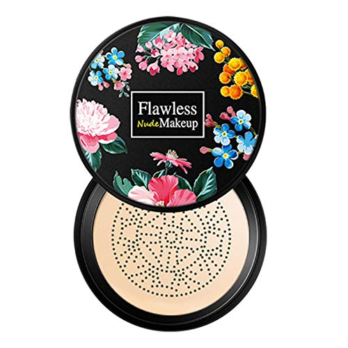Dreameryoly Mushroom Head Puff Concealer Maquillaje Herramienta cosmética Air Cushion Foundation BB Cream para Mujeres gaudily