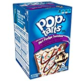 Kellogg's Pop-Tarts Frosted Hot Fudge Sundae