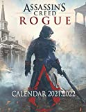 Assassin's Creed Rogue: 2021 – 2022 Games Calendar – 18 months – High Quality Images