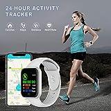 Zoom IMG-1 vicsainteck smartwatch 1 4 grande
