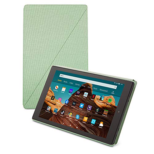 Fire HD 10 tablet case | Compatible with 9th generation tablet (2019 release), Sage