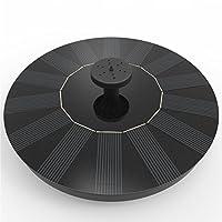 Solatec Solar Fountain, Black