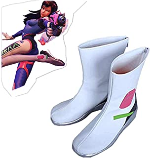 dva overwatch cosplay shoes