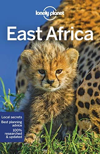 Lonely Planet East Africa [Lingua Inglese]: Tanzania, Kenia, Uganda, Ruanda und Burundi