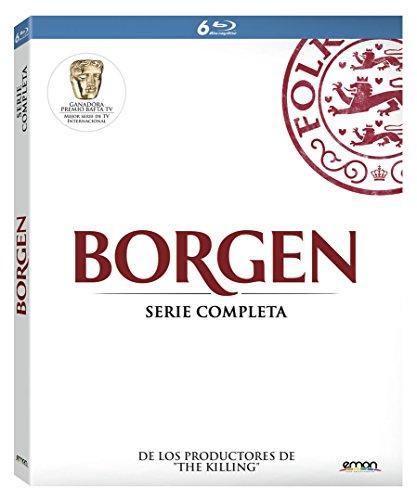 Borgen - Temporada 1 - 3 (Serie Completa - 6BD) [Blu-ray]