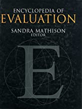 Encyclopedia of Evaluation