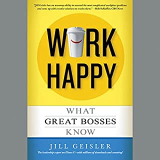 Work Happy cover art