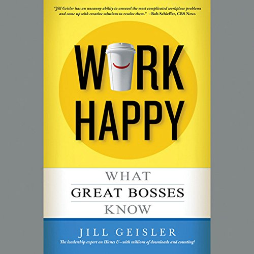 Work Happy cover art