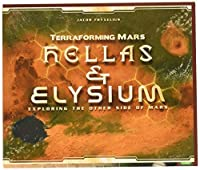 Stronghold Games Terraforming Mars Hellas & Elysium The Other Side of Mars Expansion [並行輸入品]