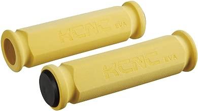 KCNC EVA Foam Super Light Grip 120mm For MTB Handlebar (Yellow)