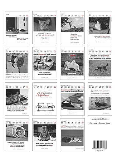 Katzenkalender Literatur