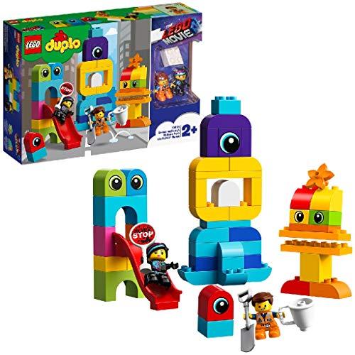 LEGO® DUPLO® Movie Les visiteurs de la planète DUPLO® d'Emmet et Lucy Jeu de construction, 2 Ans et Plus, 53 Pièces 10895