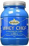 Whey Chef - Whey Per Cucinare - Proteine Del Siero Del Latte Per Preparare Oltre 100 Ricette Proteiche - Salati E Dolci Proteici Con Whey Purissime - 700 g - Ultimate Italia