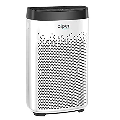 AIPER Air Purifier for Home with H13 True HEPA ...