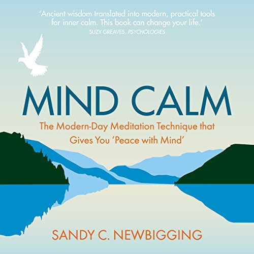 Mind Calm audiobook cover art