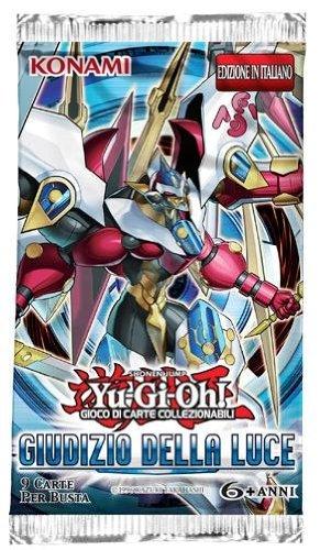 Konami- Yu-Gi-Oh Giudizio della Luce Busta Booster Carte, TCG111