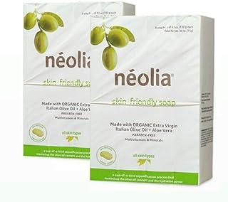 Neolia Hydra-prevention Olive oil Moisturizing Bar Soap (16 bars)