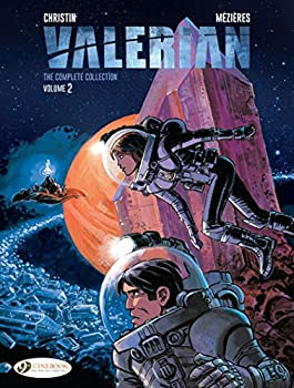 Valerian  The Complete Collection  Valerian & Laureline  Volume 2